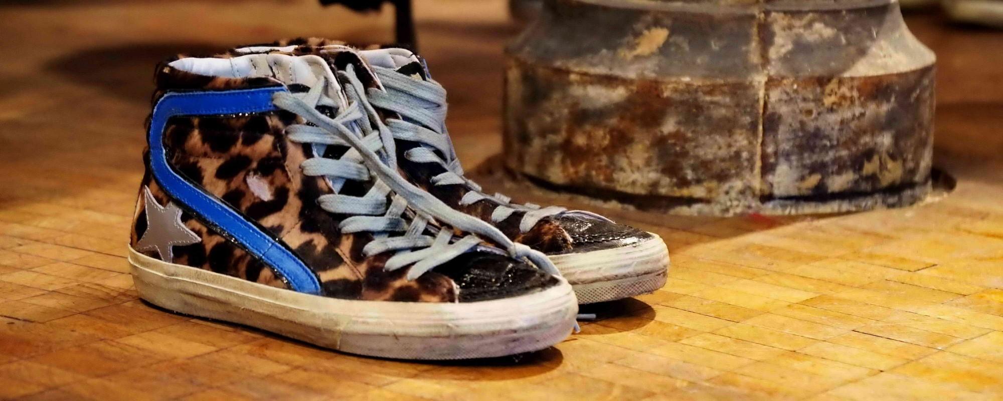 Stock Sneakers